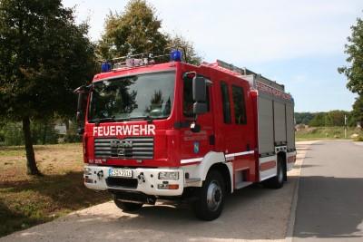 Hilfeleistungslöschgruppenfahrzeug HLF 20/16